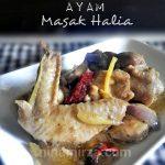 Resepi mudah tatkala kebuntuan tak tau nak masak apa.. Ayam Masak Halia Chinese Style