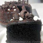 Kek Coklat Moist sememangnya evergreen …. Sedapnya tak lapuk dek zaman
