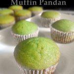 Tak pernah baking? Meh try buat muffin pandan .. Simple, mudah, cepat!