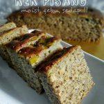 Huk Alohh… Resepi Kek Pisang jer pun kecuh! Tapi yang ini moist, gebu, sedap tau…