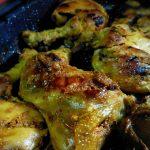 Menu Jimat Minyak… Kita bako aje! Ayam Bakar Berempah Mudah Sedap