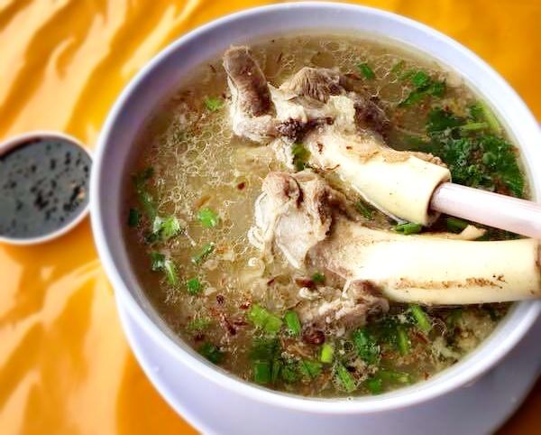 Makan BEST Sg Buloh Nasi Kambing Abam Botak
