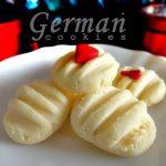 Biskut Raya Paling Senang Sedap - German Cookies
