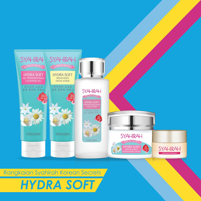 SYAHIRAH KOREAN SECRETS HYDRA SOFT