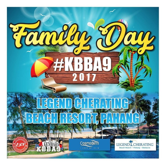 LEGEND Cherating Family Day KBBA9