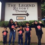 Legend Cherating… Kami datang! Family Day KBBA9 2017