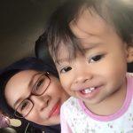 Happy Birthday Eilysa Mirza … Maaf kan mama yaa sayang