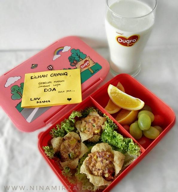 Cabaran 5 hari bekal makanan snek yang sihat