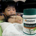 Milk Booster HIMALAYA Shatavari berkesan !!