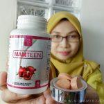 Mamteen  | Milk booster berkesan. Sedap lak tuu macam gula-gula