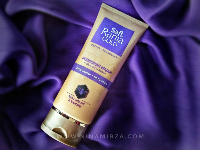 SAFI RANIA GOLD BEETOX TECHNOLOGY REVIEW