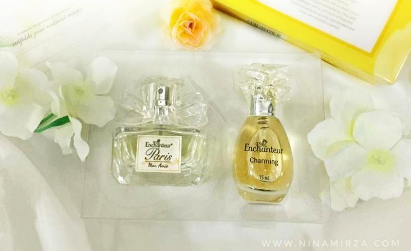 Enchanteur Paris Miniature EDT Gift Sets hadiah cantik esklusif mewah
