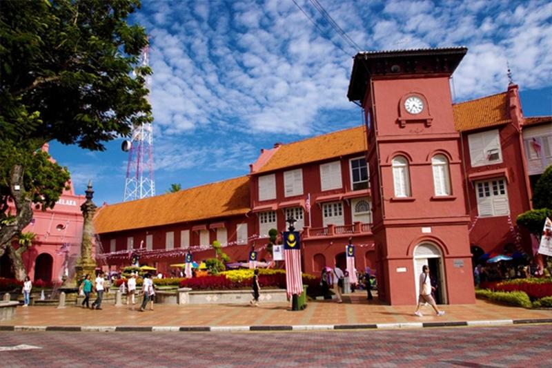Tempat Menarik Melaka Trevaloka
