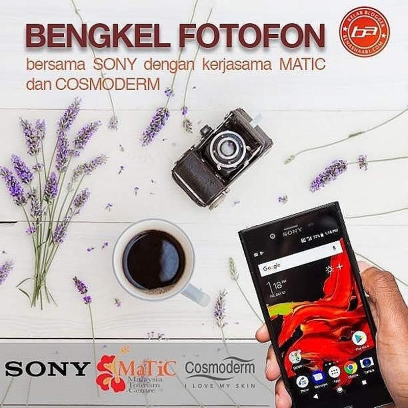 Bengkel Fotofon KBBA9 Sony Cosmoderm Matic