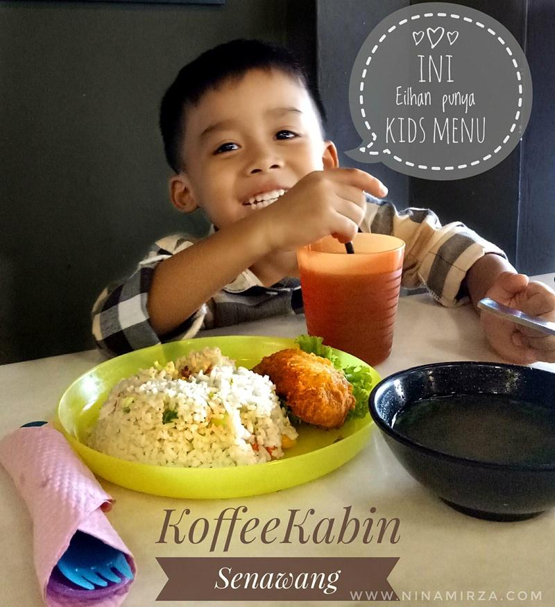 KoffeeKabin Cafe tempat makan BEST Senawang