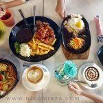 Tempat Makan BEST Senawang | KoffeeKabin Cafe sedap berpatutan