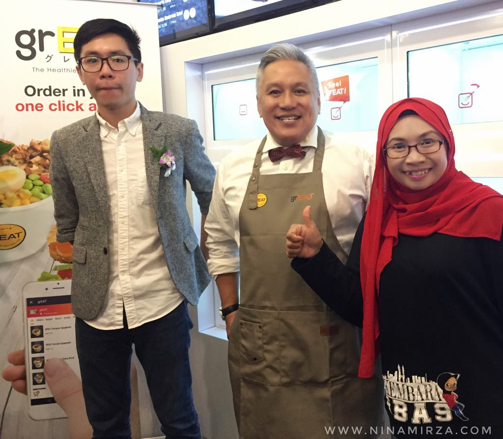 grEAT The Healthier Fast Food One Utama