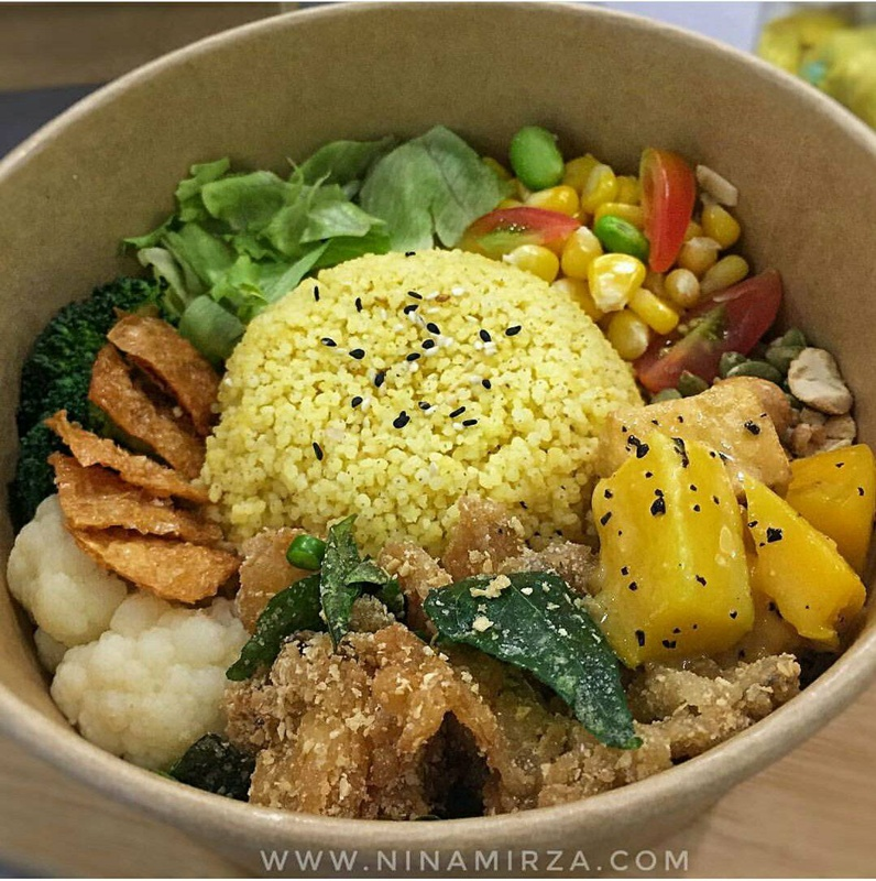 grEAT The Healthier Fast Food Restaurant One Utama