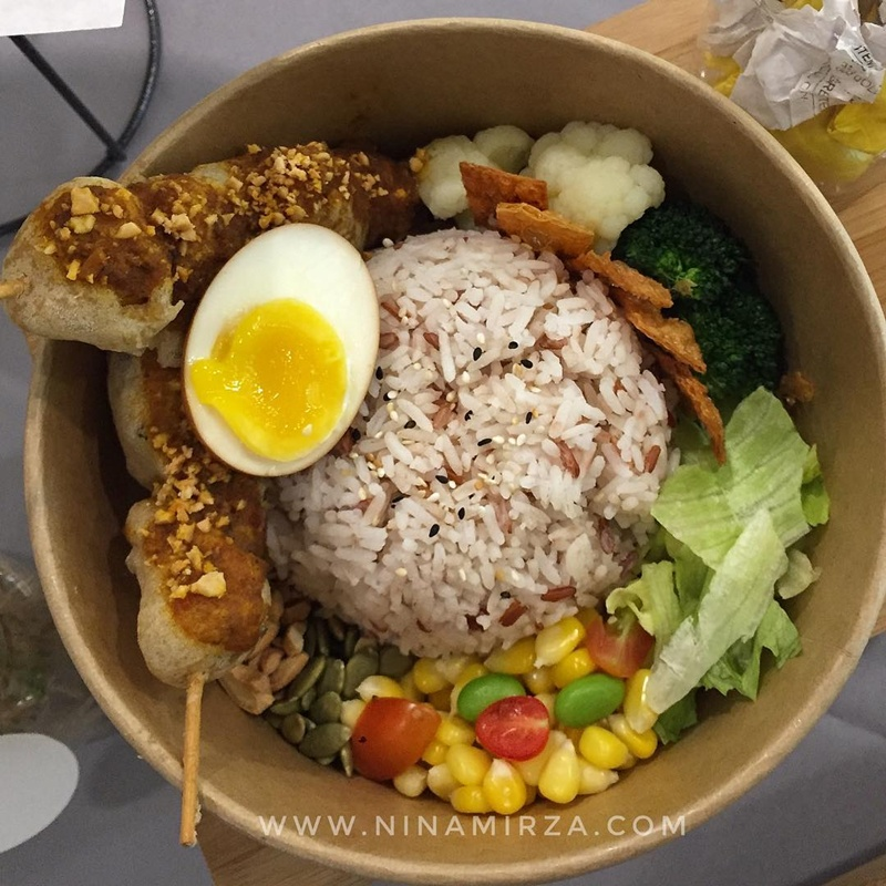 grEAT One Utama The Healthier Fast Food