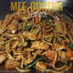 Mee Goreng Sempoi Sedap