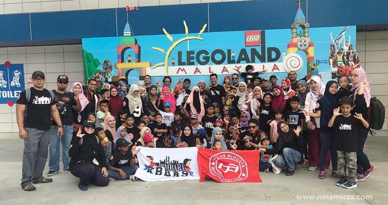 Apa yang BEST di LEGOLAND Malaysia Family Day KBBA9