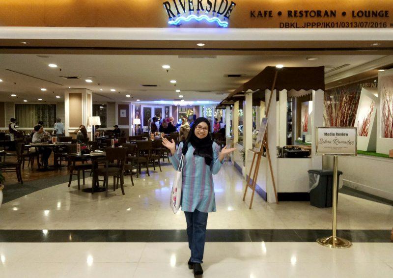 Buffet Ramadhan 2018 KL Restoran Riverside PWTC