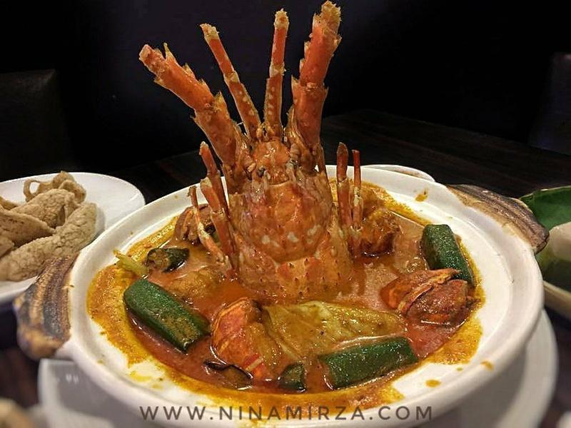 Grandmamas Jom Lobster Perghhh Sedap