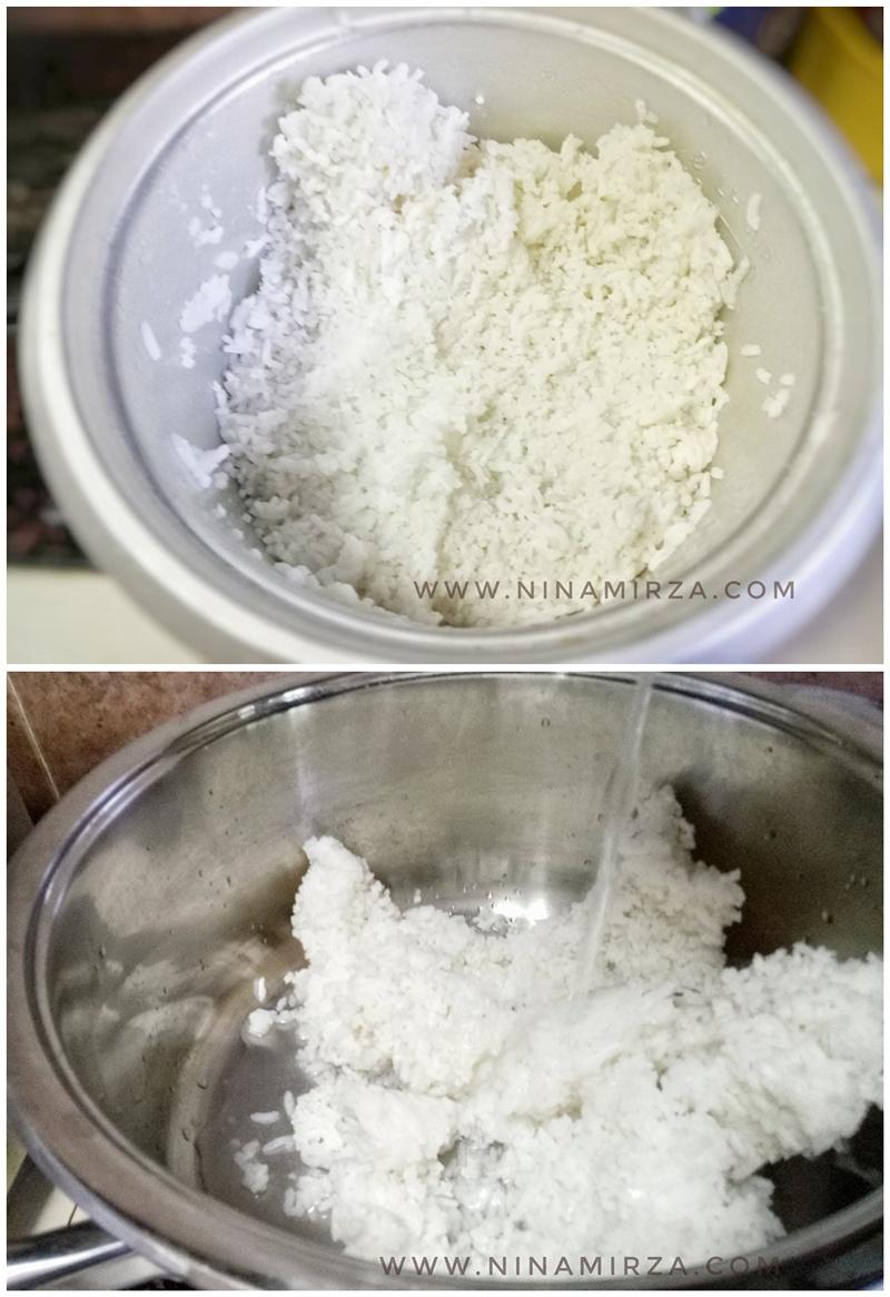 Cara Masak Dan Resipi Bubur Lambuk Sedap
