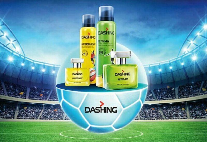 Dashing Sport Hitman dan Dashing Golden Boot