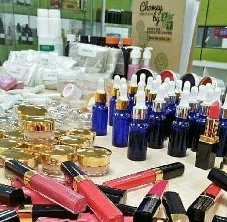 Pakej Chomey ZyPhyto RM3000 produk jenama sendiri OEM
