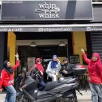 Enjoy sakan Mak Mak Day Out di WHIP & WHISK CAFE Alam Damai