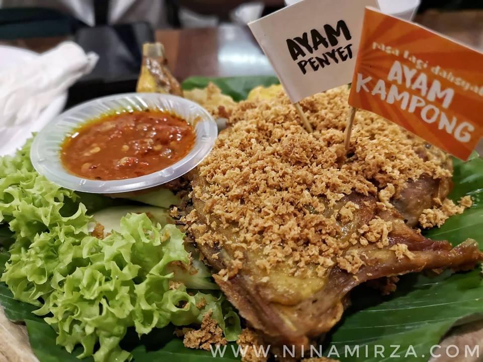 Ayam Kampong Dapur Penyet Sedap Makan Mana BEST