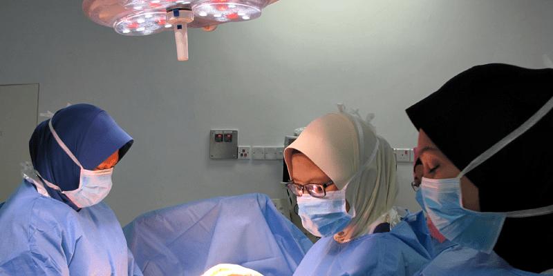 Pakej Bersalin Senerity Rampai Medical Centre murah berbaloi-baloi