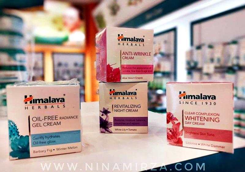 Premium Cream Himalaya bagus