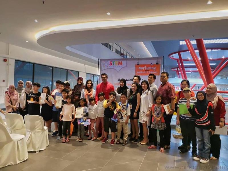 STEM Academy Malaysia Parenting Workshop Terbaik Untuk Anak