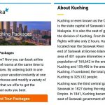 Meowww.. Senang nya follow KUCHING TOUR PACKAGES dengan TRAVELOKA