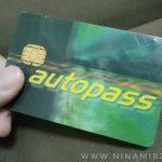 Apa nak buat Autopass Card Singapore hilang