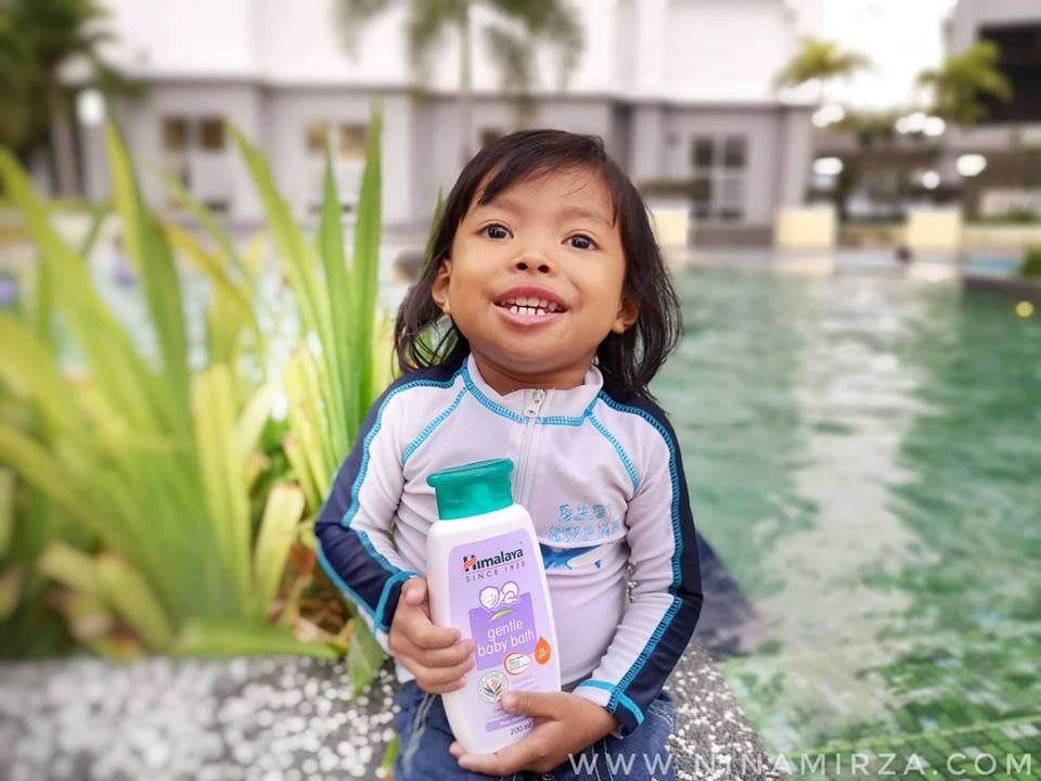 REVIEW HIMALAYA GENTLE BABY BATH