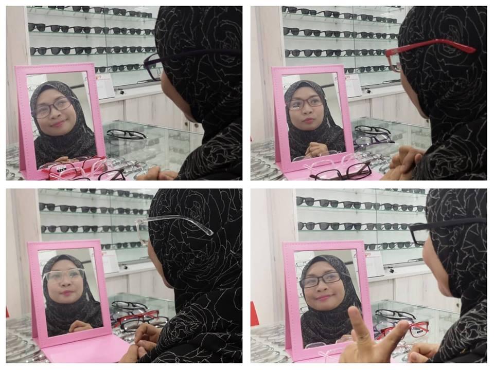 Kedai cermin mata murah EYE PRO VISION Sungei Wang