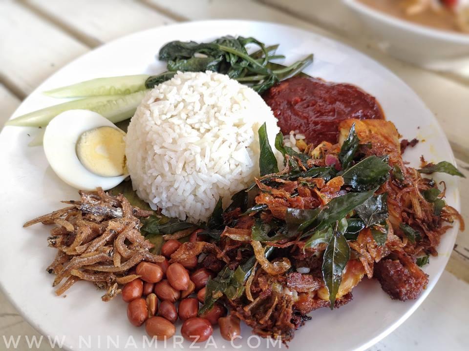 Don's Warong Makan Sedap KL Restoran Menu Masakan Johor