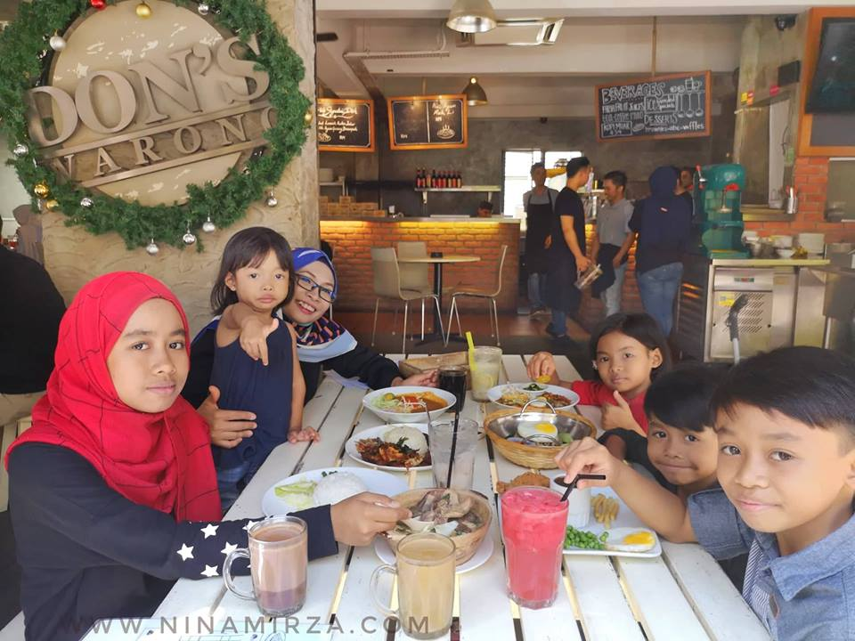 Ahaa dah jumpa! Don's Warong - Makan Sedap KL Restoran Masakan Johor