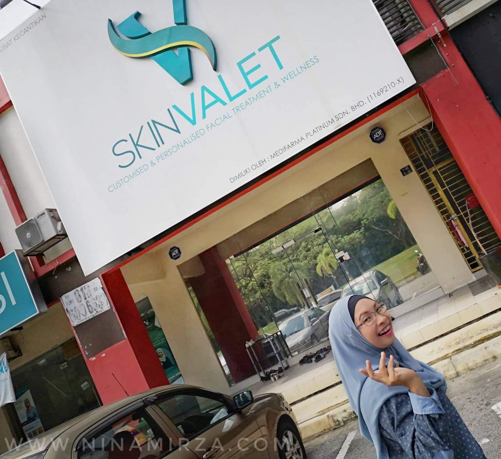 Skin Valet Bangi Spa Facial Treatment