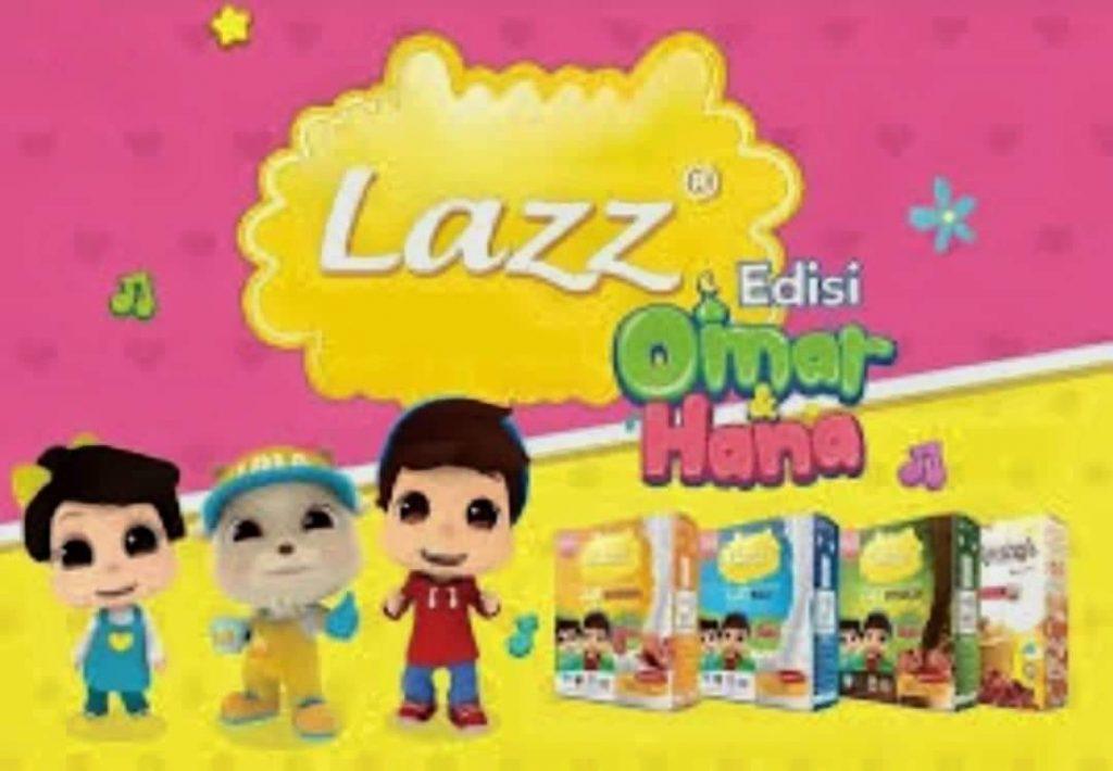 Susu Kambing Lazz versi Omar Hana Terbaru
