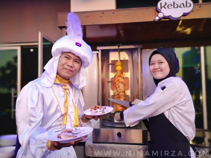 Buffet Ramadhan Best Western i-City Shah Alam