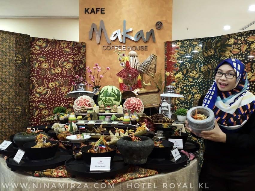 Buffet Ramadhan 2019 Hotel Royal KL murah