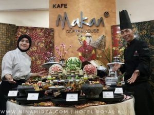 Buffet Ramadhan Hotel Royal KL 2019