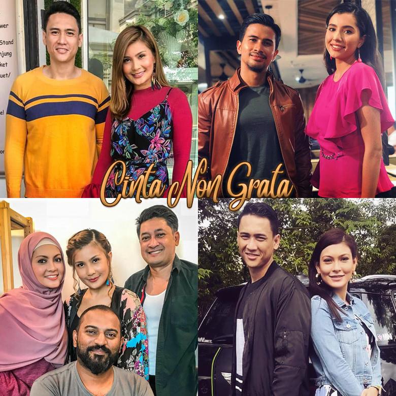 Sinopsis Drama Cinta Non Grata TV3