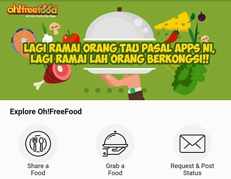 Apa itu Oh Free Food Best ke
