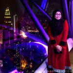 Atmosphere 360 Restaurant KL Tower best view