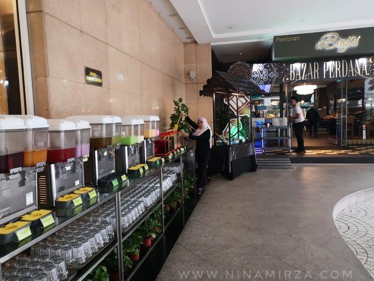 Buffet Ramadhan 10 Binjai PNB Hotel KL BEST